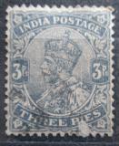 Poštovní známka Indie 1926 Král Jiří V. Mi# 100
