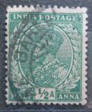 Poštovní známka Indie 1934 Král Jiří V. Mi# 135