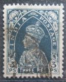 Poštovní známka Indie 1937 Král Jiří VI. Mi# 146