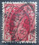 Poštovní známka Indie 1937 Král Jiří VI. Mi# 149