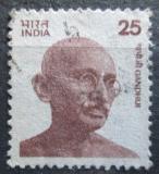 Poštovní známka Indie 1978 Mahatma Gandhi Mi# 771 Kat 4€