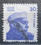 Poštovní známka Indie 1980 Jawaharlal Nehru Mi# 826
