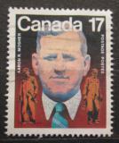 Poštovní známka Kanada 1981 Aaron R. Mosher Mi# 810