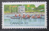 Poštovní známka Kanada 1982 Veslování Mi# 848