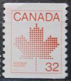 Poštovní známka Kanada 1983 Javorový list Mi# 864 C