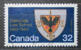 Poštovní známka Kanada 1983 Právnická fakulta univerzity Dalhousie Mi# 897