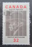 Poštovní známka Kanada 1984 Noviny La Presse, 100. výročí Mi# 943