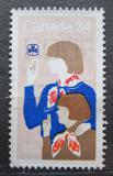 Poštovní známka Kanada 1985 Skautky Mi# 971