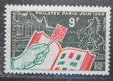 Poštovní známka Wallis a Futuna 1964 Výstava PHILATEC v Paříži Mi# 204