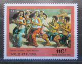 Poštovní známka Wallis a Futuna 1984 Umění, Jean Michon Mi# 474