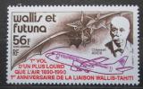 Poštovní známka Wallis a Futuna 1990 Clément Ader, letadla Mi# 579