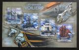 Poštovní známky SAR 2014 Plachetnice Mi# 5130-33 Kat 14€