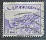 Poštovní známka Pákistán 1961 Průsmyk Khyber Mi# 136 II