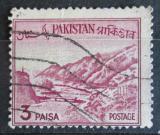 Poštovní známka Pákistán 1961 Průsmyk Khyber Mi# 138