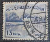 Poštovní známka Pákistán 1961 Zahrady Shalimar, Lahore Mi# 142
