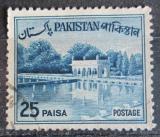 Pákistán 1962 Zahrady Shalimar, Lahore Mi# 145