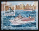 Poštovní známka Mosambik 2009 Lodě Mi# Block 239 Kat 10€