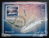 Poštovní známka Mosambik 2009 Ponorky Mi# Block 238 Kat 10€