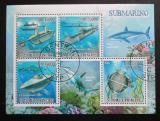 Poštovní známky Svatý Tomáš 2009 Ponorky Mi# 4073-76 Kat 10€