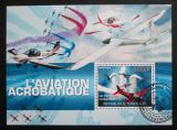 Poštovní známka Togo 2010 Akrobatické létání Mi# N/N