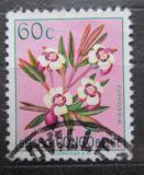 Poštovní známka Belgické Kongo 1952 Květiny, Euphorbia poggei Mi# 301