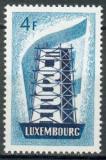 Poštovní známka Lucembursko 1956 Evropa CEPT Mi# 557 Kat 10€