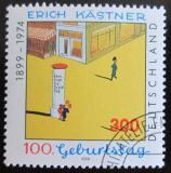 Poštovní známka Německo 1999 Ilustrace, E. Kastner Mi# 2035