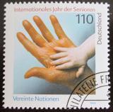 Poštovní známka Německo 1999 Mezinárodní rok seniorů Mi# 2027