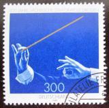 Poštovní známka Německo 1998 Saský státní orchestr Mi# 2025