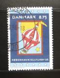 Poštovní známka Dánsko 1996 Karikatura Mi# 1118