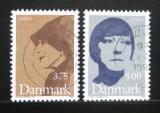 Poštovní známky Dánsko 1996 Evropa CEPT Mi# 1124-25 Kat 3€
