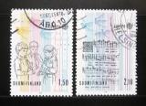 Poštovní známky Finsko 1985 Evropa CEPT Mi# 968-69