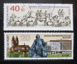 Poštovní známky DDR 1969 Výročí vzniku Mi# 1513-14