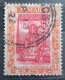 Poštovní známka Jamajka 1921 Žena a cassava Mi# 78