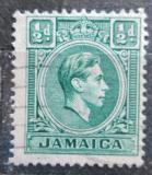 Poštovní známka Jamajka 1938 Král Jiří VI. Mi# 118
