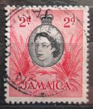 Poštovní známka Jamajka 1956 Ananas Mi# 163