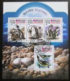 Poštovní známky Sierra Leone 2015 Tučňáci Mi# 6528-31 Kat 11€