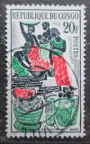Poštovní známka Kongo 1962 Tržnice Mi# 19