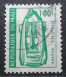 Poštovní známka Mali 1961 Maska, služební Mi# 10
