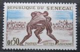 Poštovní známka Senegal 1961 Zápas Mi# 245
