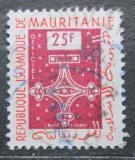 Poštovní známka Mauritánie 1961 Kříž Trarza, ůřední Mi# 7