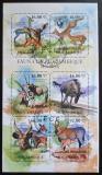 Poštovní známky Mosambik 2011 Antilopy Mi# 4952-57 Kat 12€