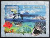 Poštovní známka Mosambik 2007 Jedovaté ryby Mi# Block 217 Kat 10€