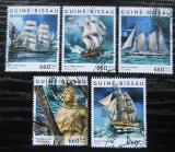 Poštovní známky Guinea-Bissau 2017 Plachetnice Mi# N/N
