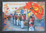 Poštovní známka Slovinsko 2010 Karneval Mi# 838