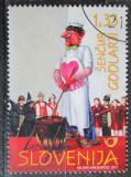 Poštovní známka Slovinsko 2011 Karneval Mi# 882