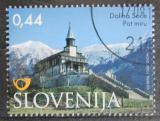 Poštovní známka Slovinsko 2011 Starý kostel Mi# 891