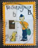 Poštovní známka Slovinsko 2011 Pošťák Pauli Mi# 895
