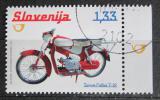 Poštovní známka Slovinsko 2011 Moped Tomos Colibri T 12 Mi# 914