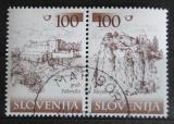 Poštovní známky Slovinsko 2000 Hrady Mi# 300-01
